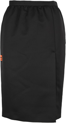 Heron Preston Embroidered Pencil Skirt