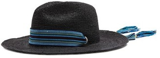 Sensi Panama hat with ribbon