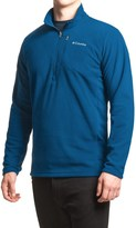 Columbia Lost Peak Fleece Shirt - Zip Neck, Long Sleeve (For Men)