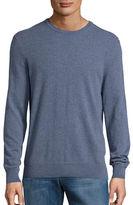 Black Brown 1826 Crewneck Cashmere Sweater
