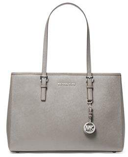 MICHAEL Michael Kors Large Jet Set Saffiano Leather Tote