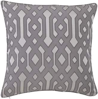 Argos Home Geometric Jacquard Cushion