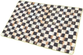 Mackenzie Childs MacKenzie-Childs Courtly Check Reversible Cotton and Linen Placemat