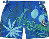 Orlebar Brown Fancy surfer print shorts