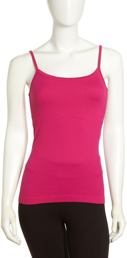 Spanx Ribbed Cami, Vivacious Pink
