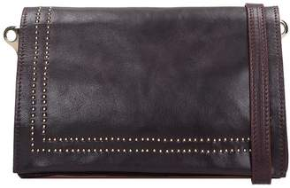 L'Autre Chose Lautre Chose LAutre Chose Shoulder Bag In Bordeaux Leather