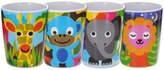 French Bull 4Pc Kids Juice Cup Set