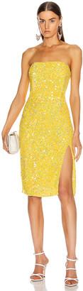 retrofete Arryn Dress in Yellow | FWRD