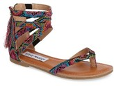 Steve Madden Girl's Crown Flat Sandal