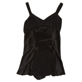 Anna Sui \N Black Polyester Dresses