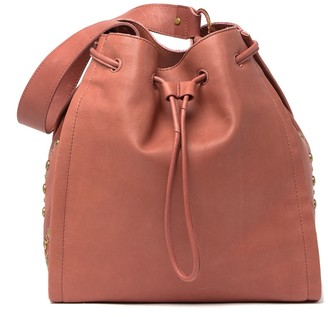The Sak Collective Grenada Leather Bucket Bag