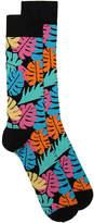 Happy Socks Tropic Crew Socks - Men's