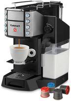 Cuisinart Buona Tazza Single-Serve Espresso Café Latte Cappuccino & Coffee Machine