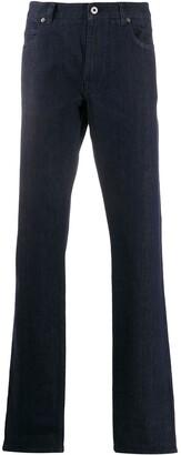 Salvatore Ferragamo Bootcut Denim Jeans