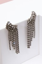 Isabel Marant Strass earrings