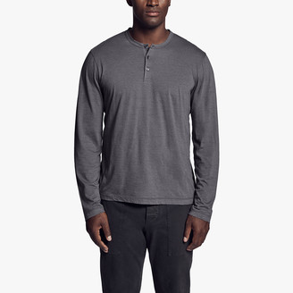 James Perse Recycled Lotus Jersey Henley