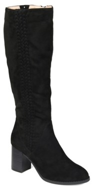 Journee Collection Gentri Wide Calf Boot