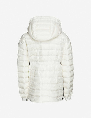 Burberry Staithes quilted shell-down jacket