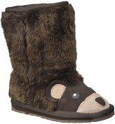 Emu Brown Bear (Tod/Yth) - Chocolate-9 Toddler