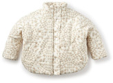Tea Collection Azulejo Quilted Cotton Coat (Little Girls & Big Girls)