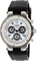 Mulco Women's Bluemarine MW3-70602S-021 Silicone Swiss Chronograph Watch