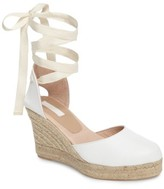 Topshop Women's Warmth Espadrille Wedge