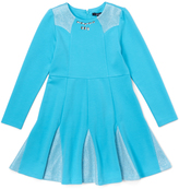 E-Land Kids Aqua Phoebe Dress - Toddler & Girls