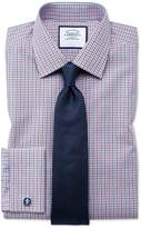 Charles Tyrwhitt Navy Silk Plain Classic Tie
