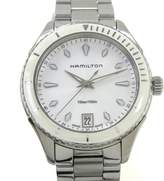 Hamilton Jazzmas Stainless Steel 37mm Womens Watch
