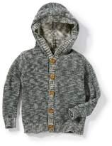 Peek Essentials Peek Blane Hooded Cardigan