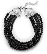 Catherine Malandrino Moxie Glass Bead Necklace