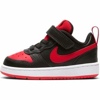 Nike Baby Boys' Court Borough Low 2 (TDV) Basketball Shoe