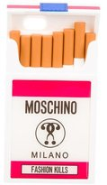 Moschino Fashion Kills iPhone 6 Case w/ Tags