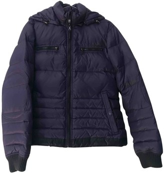 Avirex Purple Coat for Women