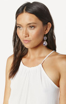 Soixante Neuf Soixante neuf double drop earrings