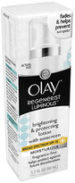 Olay Regenerist Luminous Brightening & Protecting Lotion with Sunscreen SPF 15 Fragrance-Free
