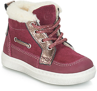 Citrouille et Compagnie JOUINA girls's Mid Boots in Pink