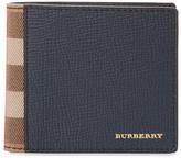 Burberry Textured Bifold Wallet