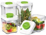 Cuisinart 8-piece Fresh Edge Vacuum Food Storage - Green