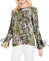 Vince Camuto Floral Print Top