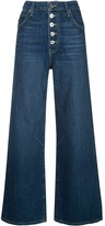 Thumbnail for your product : Eve Denim Charlotte wide leg jeans