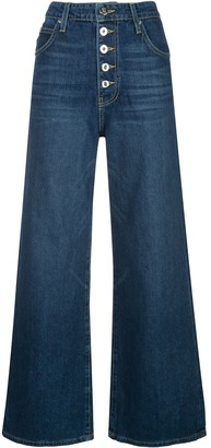 Eve Denim Charlotte wide leg jeans
