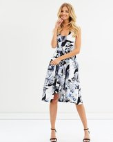 Cooper St Crawford Fit And Flare Dress