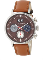 Ted Baker Men&s Leather Watch