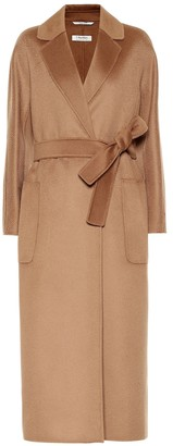S Max Mara Amore wool and cashmere coat