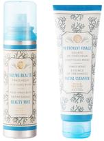 Mediteranean Freshness Beauty Mist & Facial Cleanser Set