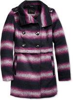 Jessica Simpson Ombré Coat, Big Girls (7-16)