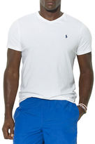 Polo Big And Tall Jersey V-Neck T-Shirt