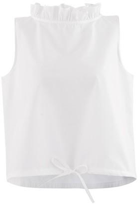 Atlantique Ascoli Sleeveless blouse