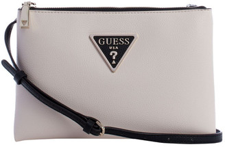 GUESS VT745270SMLID Wilder Zip Top Crossbody Bag